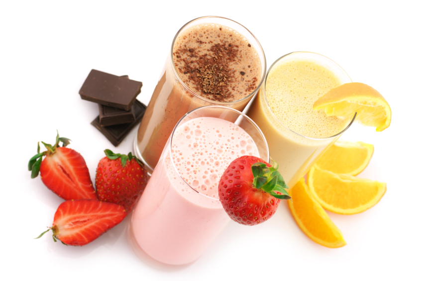 Five Top Ingredients In Diet Shakes And What They Do For You Nftl